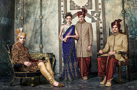 A traditional Indian dress for men should be all about sophistication and elegance..